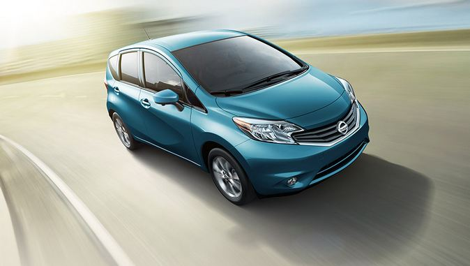 Nissan Versa Note S Cheapest Cars 2016