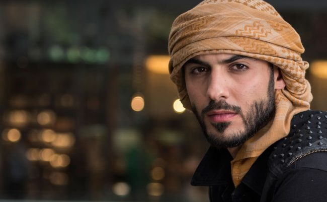 Omar Borkan Al Gala Most Handsome Boys 2016