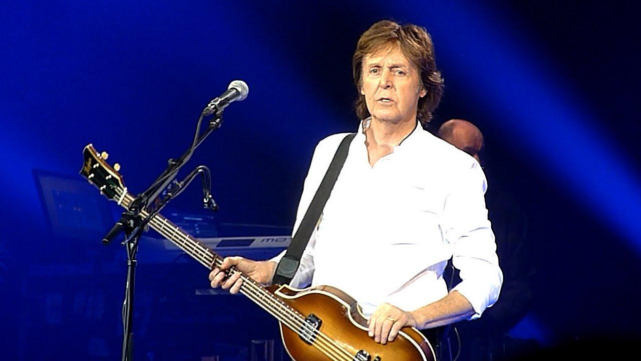 Paul McCartney Richest Artists 2017
