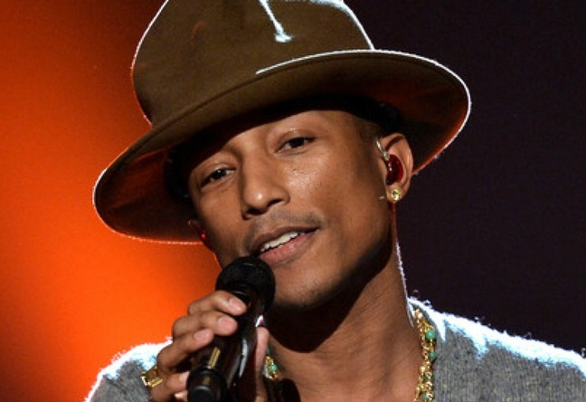 Pharrell Williams Most Handsome Black Actors 2017
