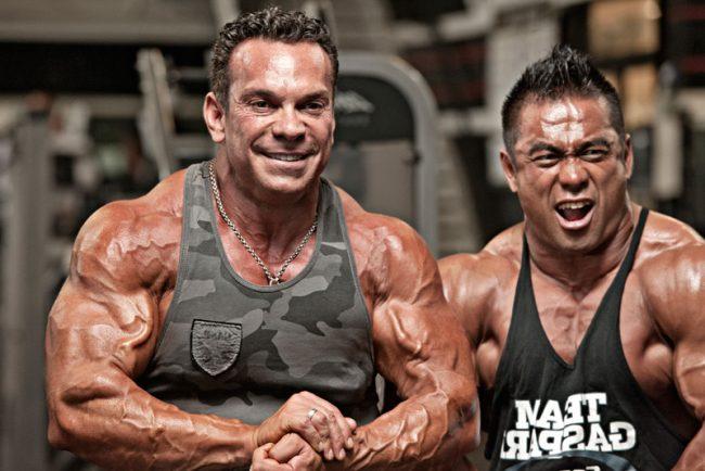 Rich Gaspari Richest Bodybuilders 2016