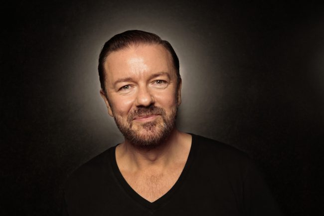 Ricky Gervais Richest Comedians 2018