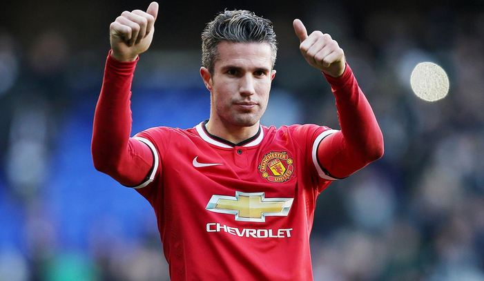 Robin Van Persie Most Handsome Soccer Players 2017