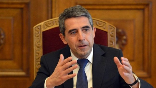Rosen Plevneliev Most Handsome President 2017