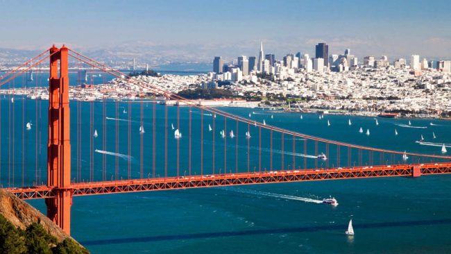 San Francisco Richest Cities In United States 2017