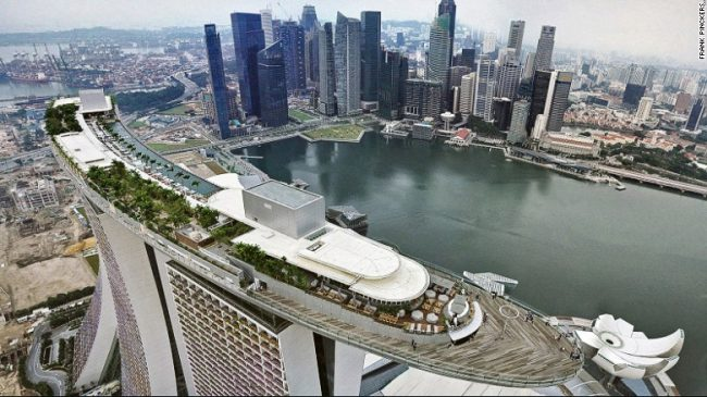 Singapore - Richest Countries in the world 2018