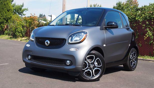 Smart Fortwo Cheapest Cars 2017
