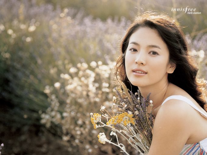 Song Hye Kyo Most Beautiful Korean Actresses 2018