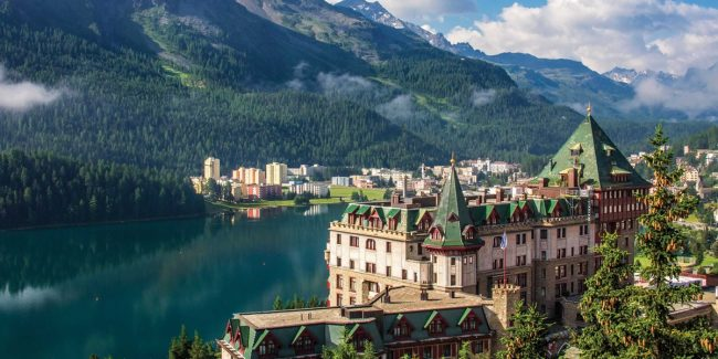 Switzerland Richest Countries 2017