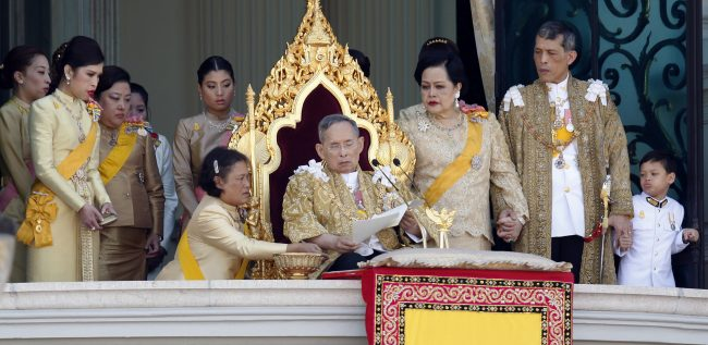 Thai Royal Family Richest Families 2018