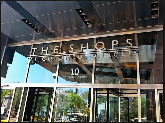 The Shops at Columbus Circle Largest Mall in USA 2017