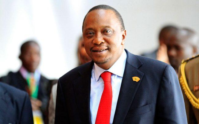 Uhuru Kenyatta Most Handsome President 2018