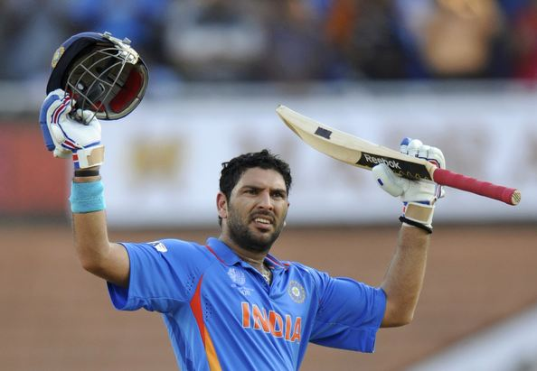 Yuvraj Singh Richest Cricketers In India 2018