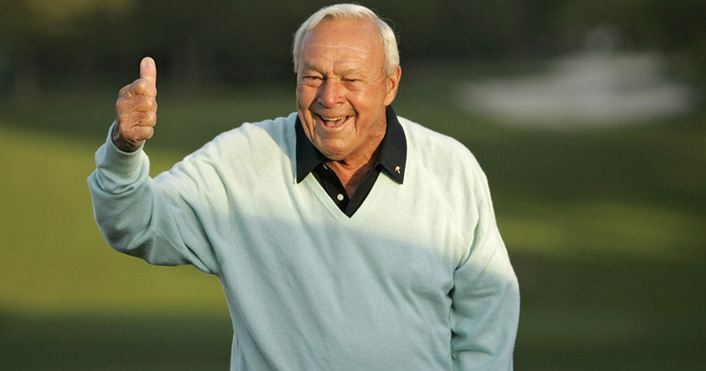 ARNOLD PALMER Highest Paid Golfers 2016