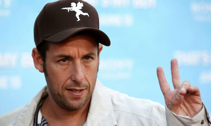 Adam Sandler Highest Paid Actors 2016