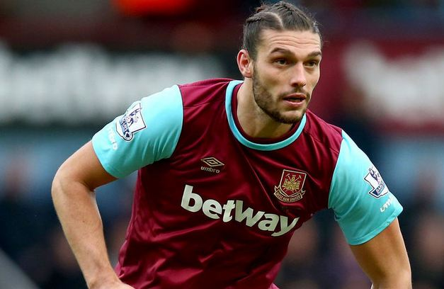 Andy Carroll Richest Football Players in England 2016