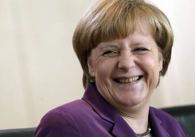 Angela Merkel Most Successful Leaders 2016