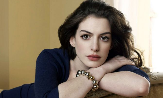 Anne Hathaway Highest Paid Actresses 2017