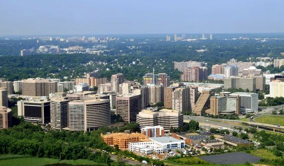 Arlington County, Virginia Richest Counties in The USA 2016