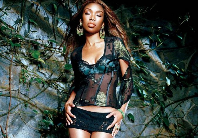Brandy Norwood Richest Black Actresses Under 40 2016