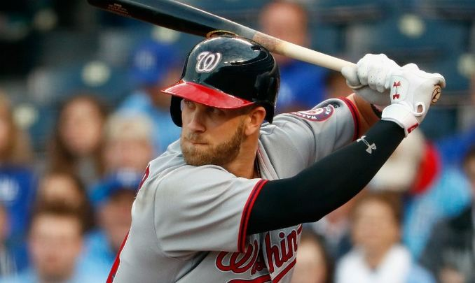 Bryce Harper Most Successful And Wealthiest Baseball Players 2018