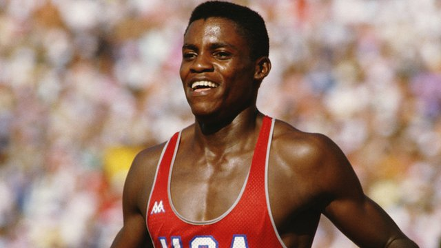Carl Lewis Highest Paid Olympic Athletes 2018