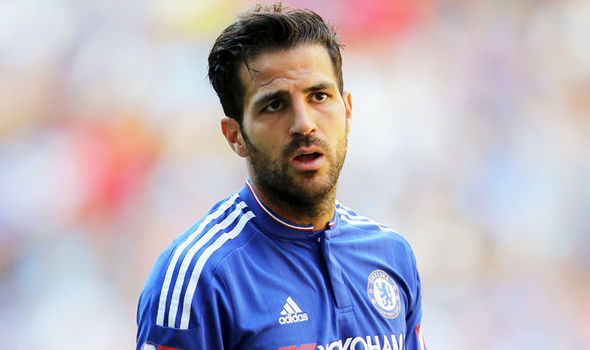 Cesc Fabregas Highest Paid Players in PSL 2016