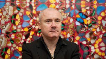Damien Hirst Richest Visual Artists 2016