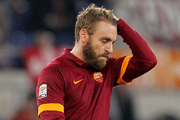 Daniele De Rossi Richest Football Players in Italy 2018