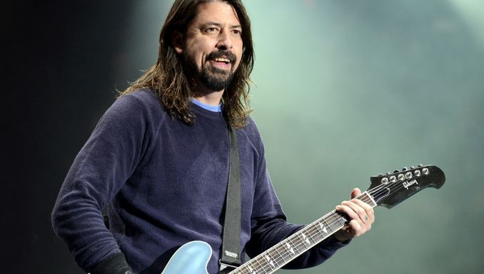 Dave Grohl Highest Paid Guitarists 2018