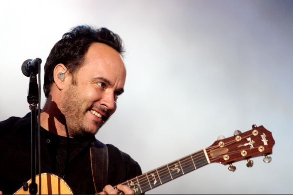 Dave Matthews Highest Paid Guitarists 2016