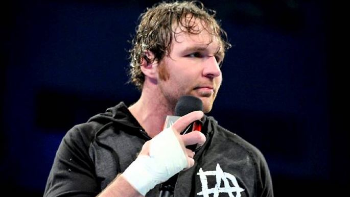 Dean Ambrose Highest Paid WWE Superstars 2017
