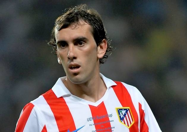 Diego Godin Highest Paid Defenders 2016