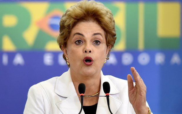 Dilma Rousseff Most Successful Leaders 2016