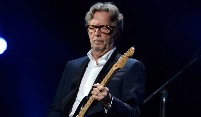 Eric Clapton Highest Paid Guitarists 2018