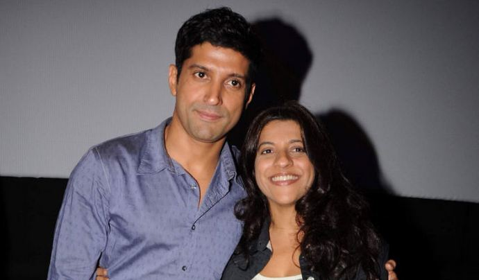 Farhan Akhtar and Zoya Akhtar Highest Paid Directors in India 2017