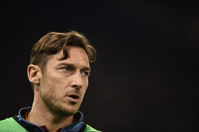 Francesco Totti Richest Football Players in Italy 2017