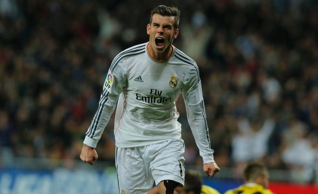 Gareth Bale Highest Paid Football Players 2017