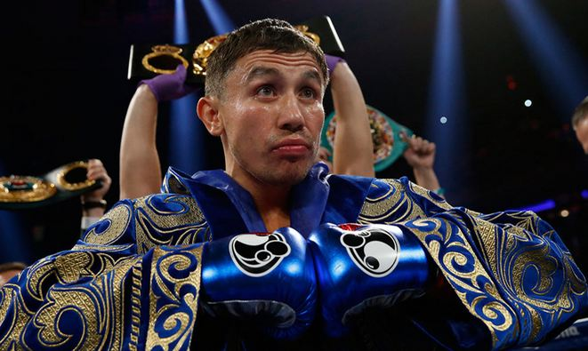 Gennady Golovkin Highest Paid Boxer 2017