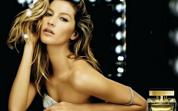 Gisele Caroline Bundchen - Highest Paid Models