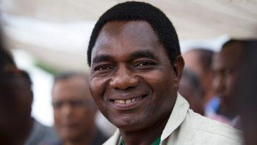 Hakainde Hichilema Richest Zambians 2017