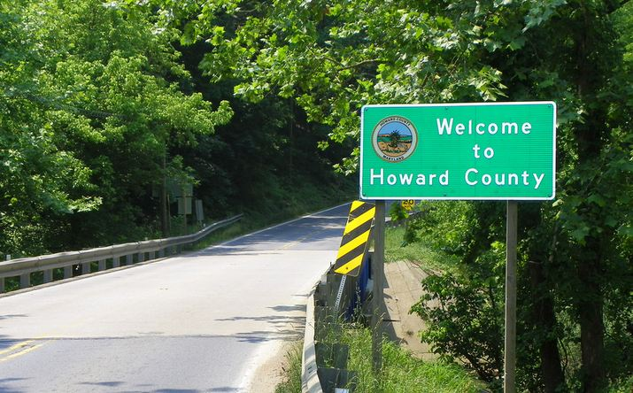 Howard County, Maryland Richest Counties in The USA 2016