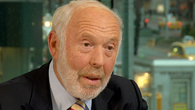 James Simons Highest Paid Hedge Fund Managers 2018