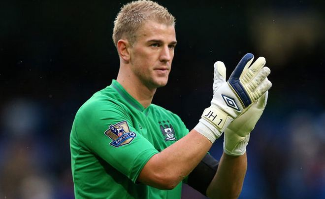 Joe Hart Richest Football Players in England 2018