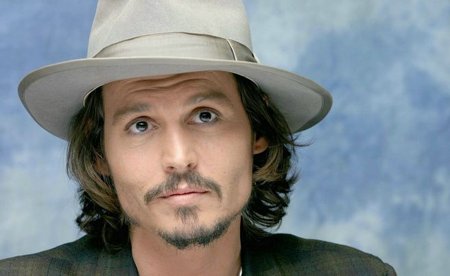 Johnny Depp Most Handsome Hollywood Actors 2016