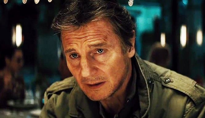 Liam Neeson Highest Paid Hollywood Actors 2016