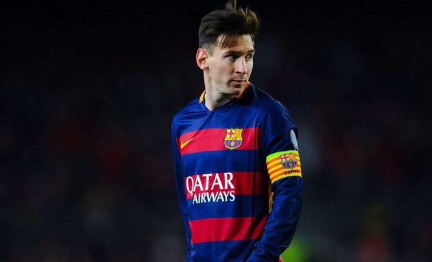 Lionel Messi Highest Paid Football Players 2016