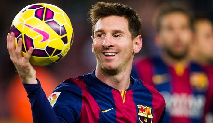 Lionel Messi Highest Paid Sportsmen 2016
