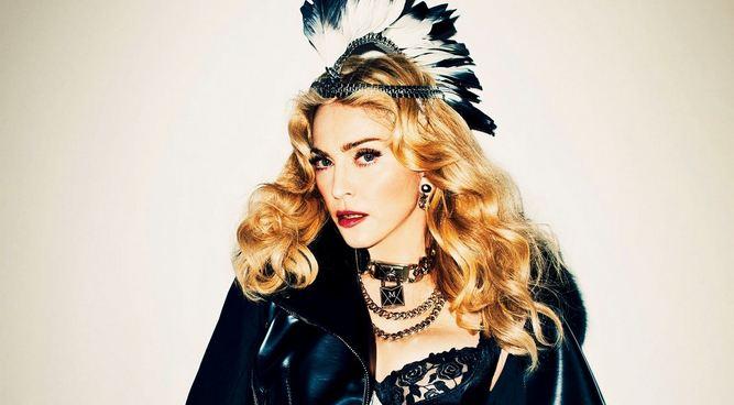 Madonna - Richest American singers