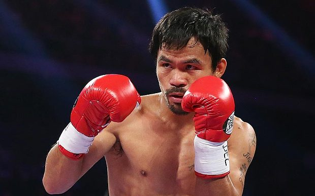 Manny Pacquiao Highest Paid Celebrities 2016